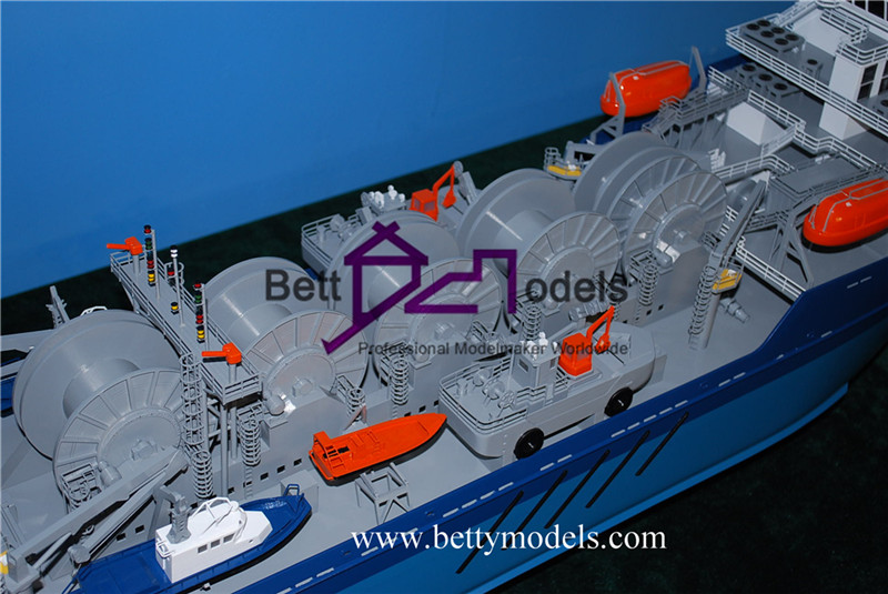 USA ship models