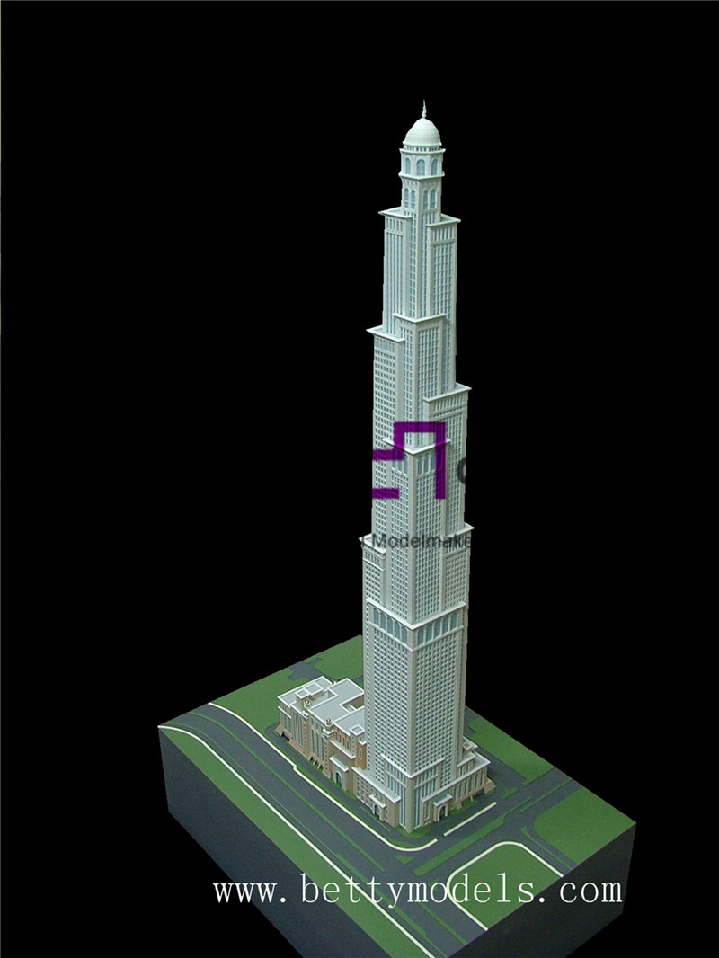 UAE tower building models