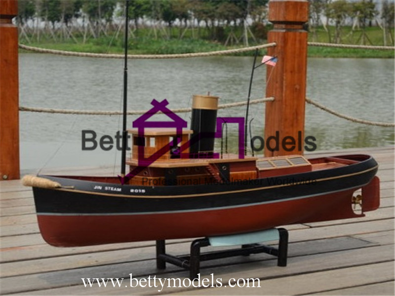 towboat models