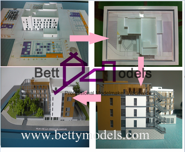 building model making company