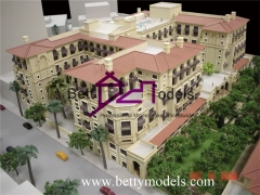 3D USA Beverly Hill Hotel models