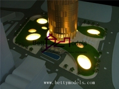 3D Shanghai tower models