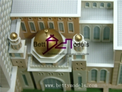 3D UAE tower building models
