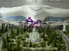 3D Airport models to Dubai clients