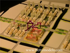3D Jiading residential planning models