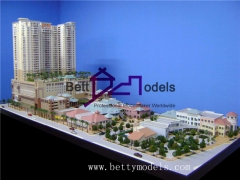 3D Dubai commercial tower models