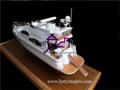 3D Yacht scale models