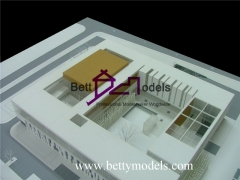 3D Commercial white models