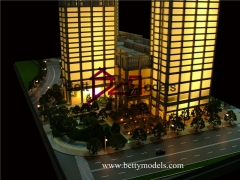 3D Ningbo shopping mall models