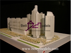 white residential models