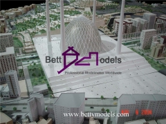Urban Planning Scale Models